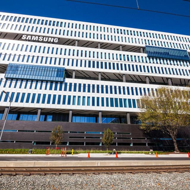 Američko sjedište Samsunga u San Joseu, Kalifornija