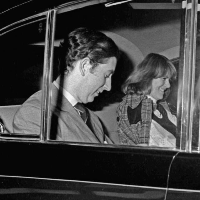 Prince Charles i Camilla Parker-Bowles proveli su zajedno Valentinovo davne 1975. godine kada je ona već bila udana