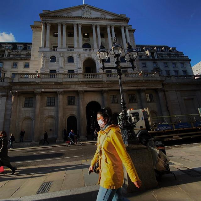 Ilustracija, Bank of England