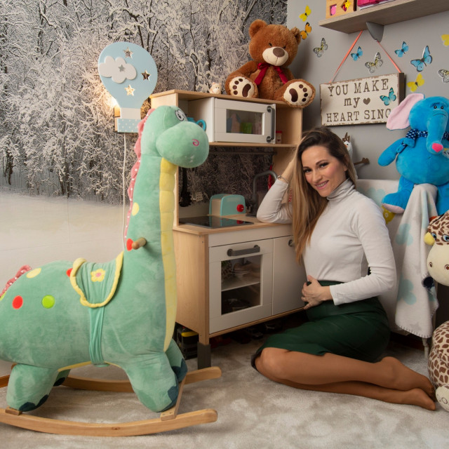 Pamela Ramljak na ljeto će postati majka djevojčice koju će, nada se, donijeti na svijet slobodan od korone.