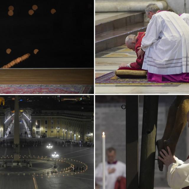 Veliki petak u Vatikanu