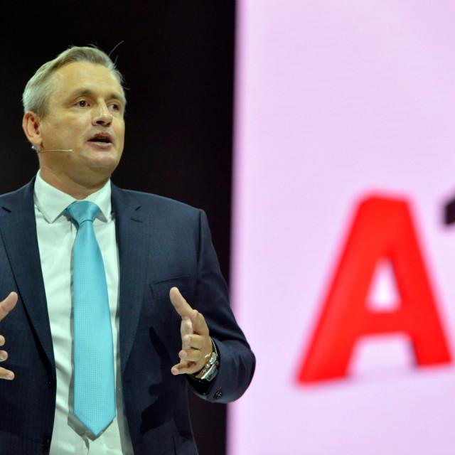 Jiří Dvorjančanský, član Uprave i glavni direktor tima A1 Hrvatska