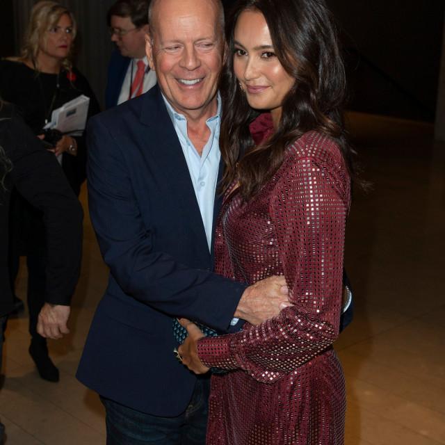 Bruce Willis i Emma Hemming u braku su već 11 godina.