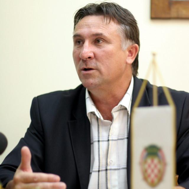 Zdravko Kelić, načelnik Stožera civilne zaštite Vukovarsko-srijemske županije