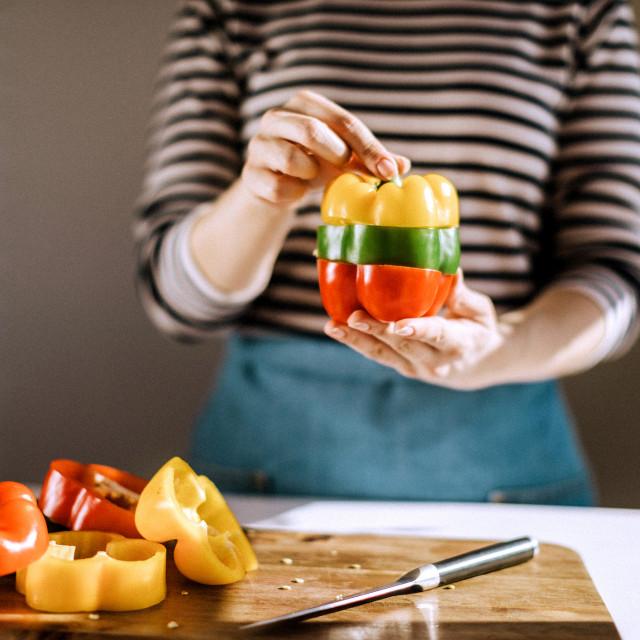 Paprike sadrže više vitamina C od naranče!