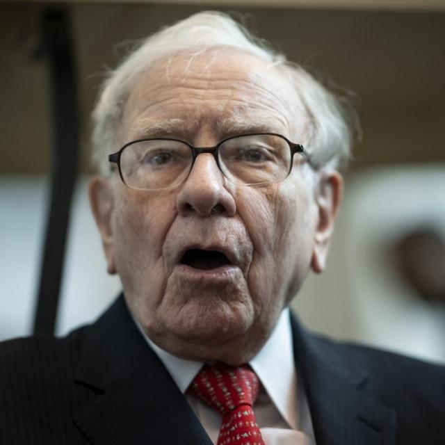 Warren Buffett, direktor tvrtke Berkshire Hathaway