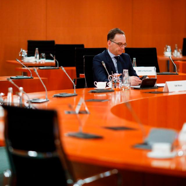 Njemački ministar vanjskih poslova Heiko Maas