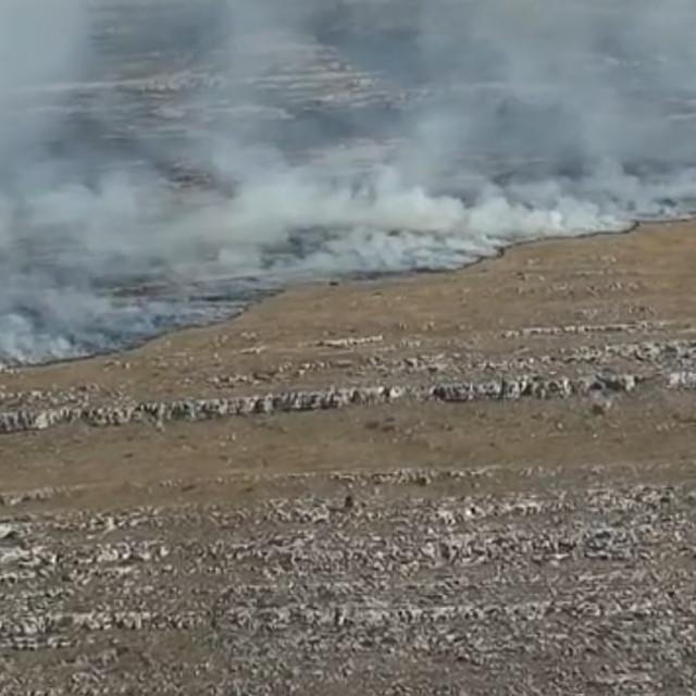 Dinara požar