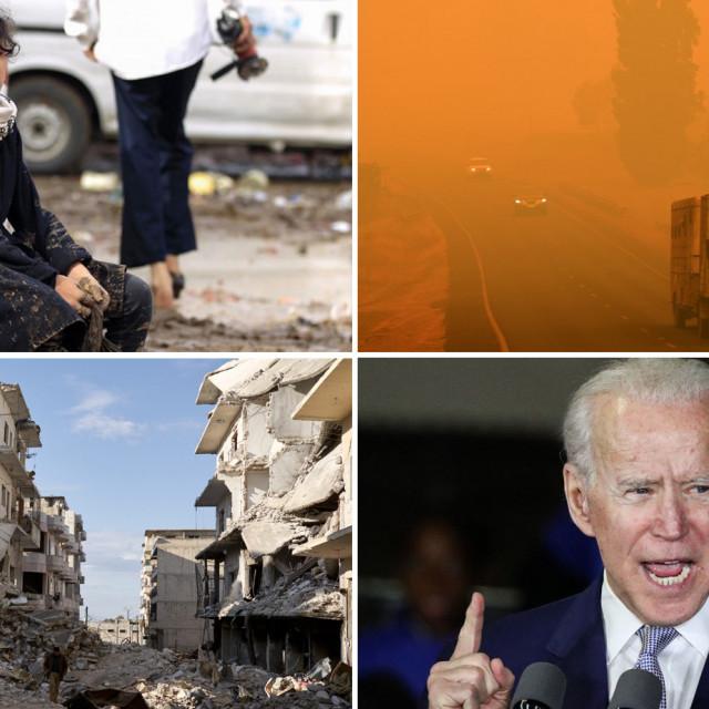 Prizori iz Jemena, Australije, Sirije i Joe Biden
