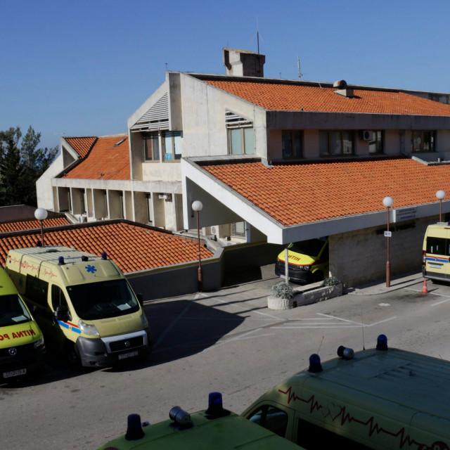 Dom zdravlja Makarska