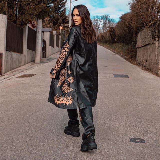 Lana Jurčević otkrila način na koji se ona rješava podočnjaka