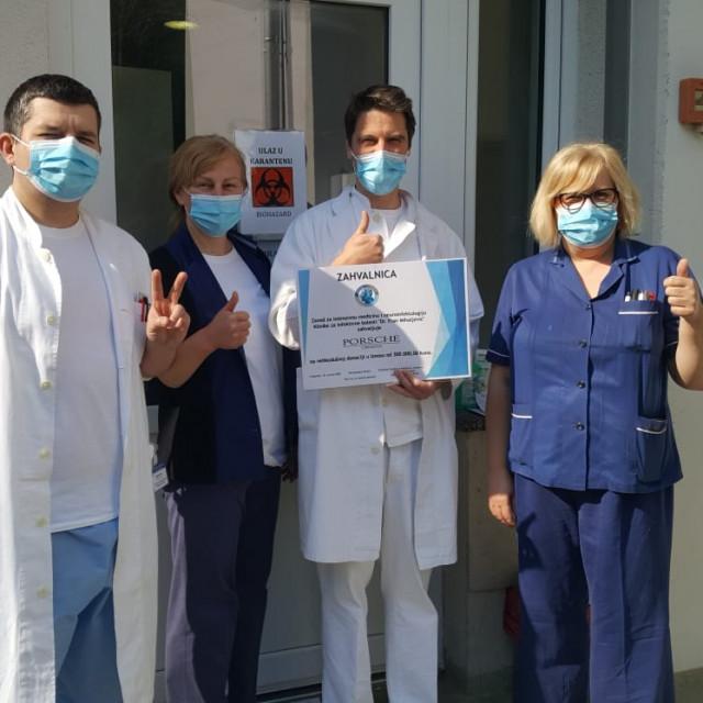 Liječnici Fran Mihaljević