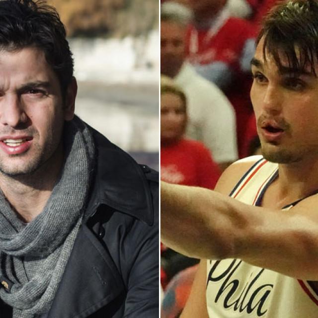 Mario Ančić i Dario Šarić