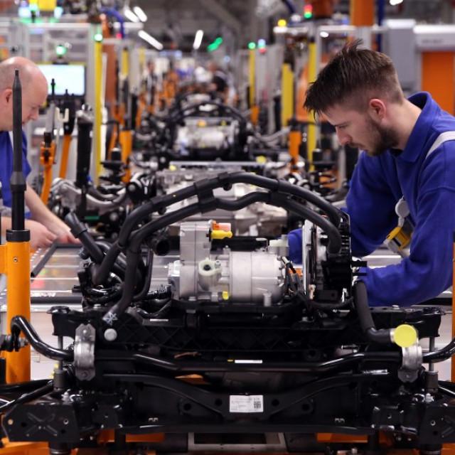 Volkswagen tvornica
