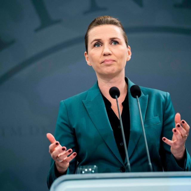 Mette Frederiksen, premijerka Danske