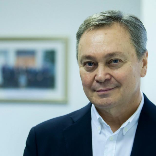 Zdenko Adrović, direktor Hrvatske udruge banaka
