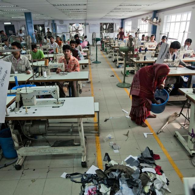 Tvornica odjeće u Bangladešu
