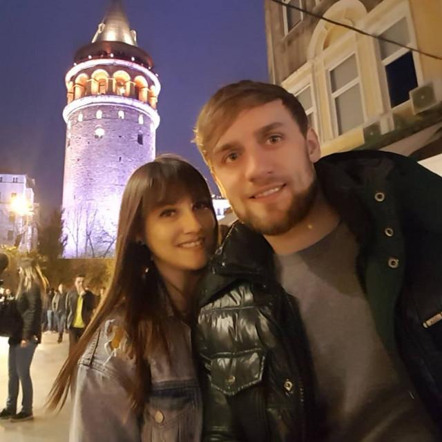 Luka Cindrić i Lara Stipetić