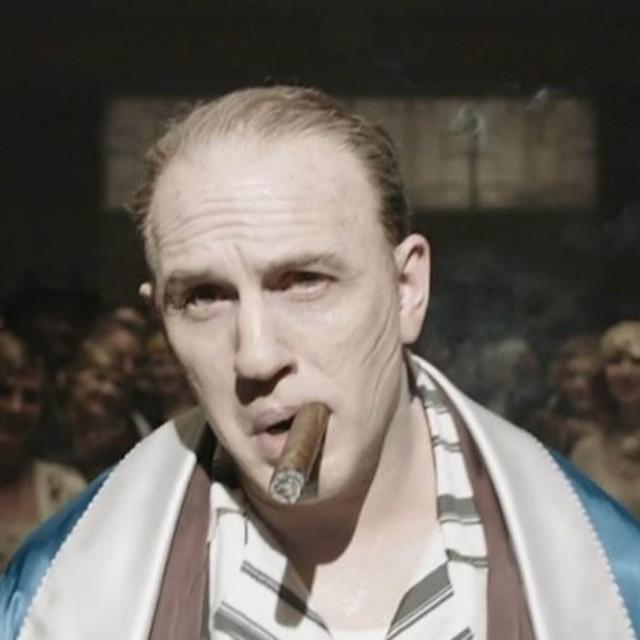 Tom Hardy kao Al Capone
