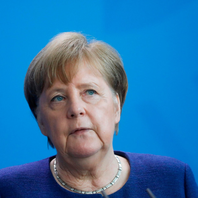 Kancelarka Angela Merkel
