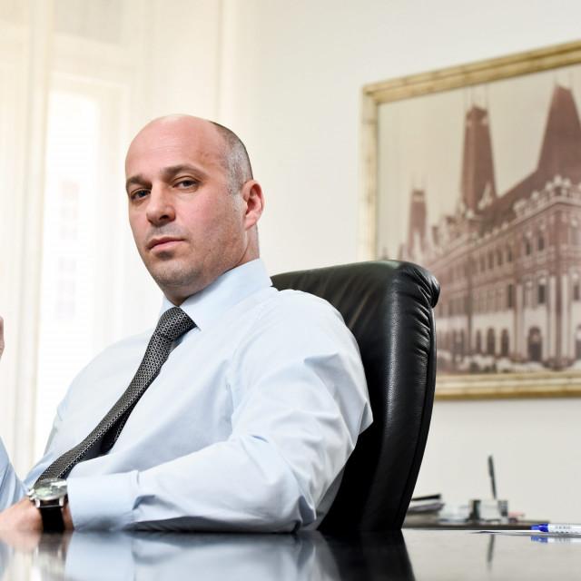 Ivan Čulo, predsjednik Uprave Hrvatske pošte