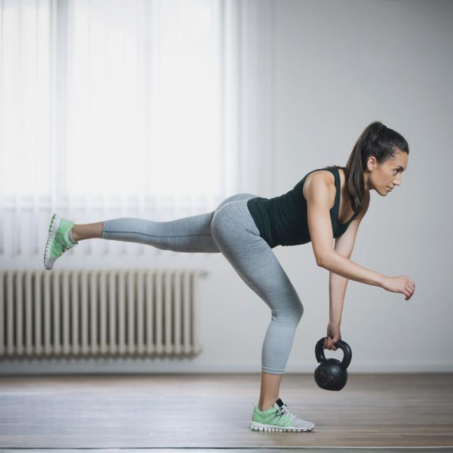 Girje su odlična oprema za trening snage i u mnogim vježbama mogu u potpunosti zamijeniti utege
