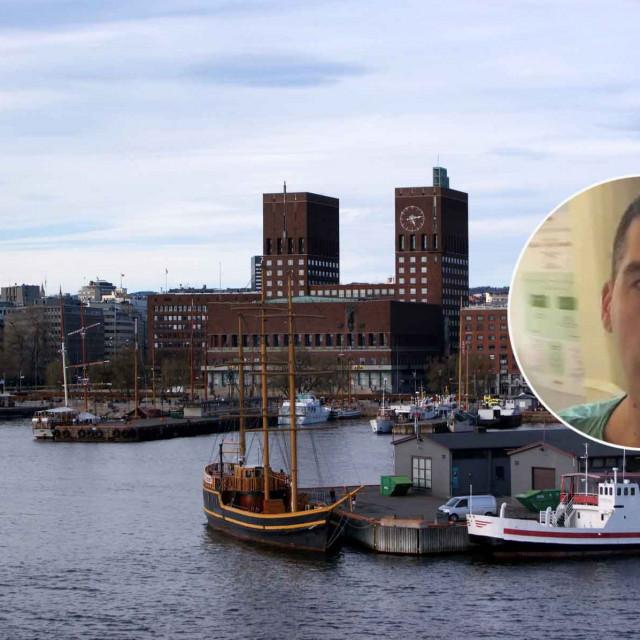 Nenad Nakić radi u Domu za starije i nemoćne u Oslu, glavnom gradu Norveške