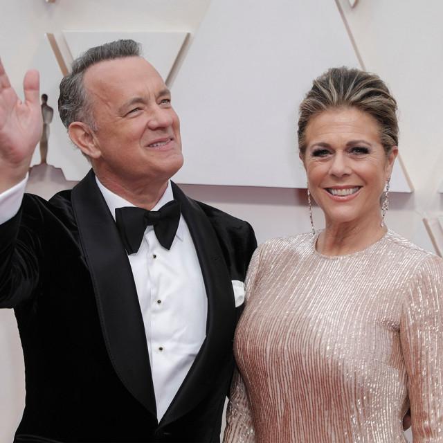 Tom Hanks i Rita Wilson koronavirusom zarazili su se u Australiji.