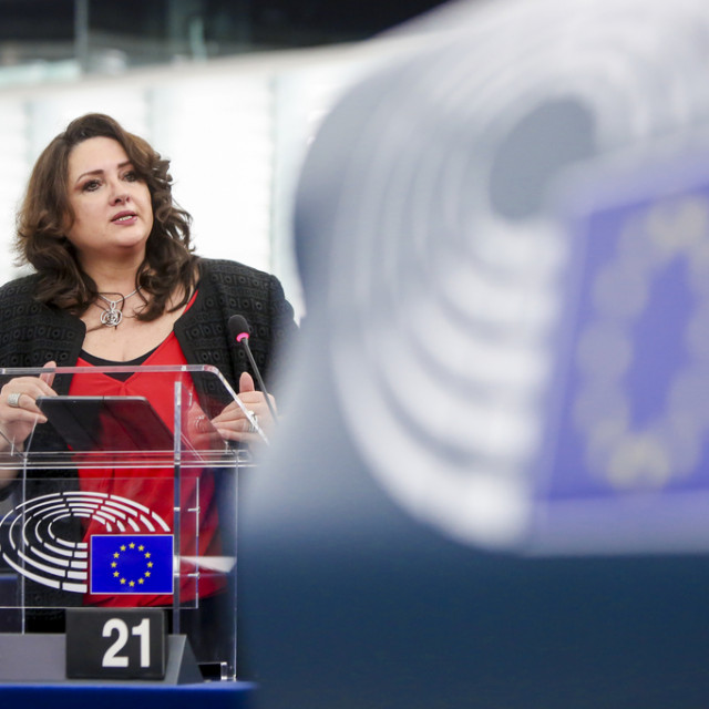 Povjerenica Europske komisije za ravnopravnost spolova Helena Dalli