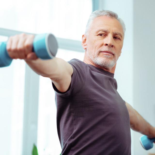 Vježbajte onoliko intenzivno koliko dopušta vaše zdravstveno stanje
