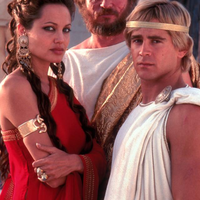 Angelina Jolie, Val Kilmer i Colin Farrell