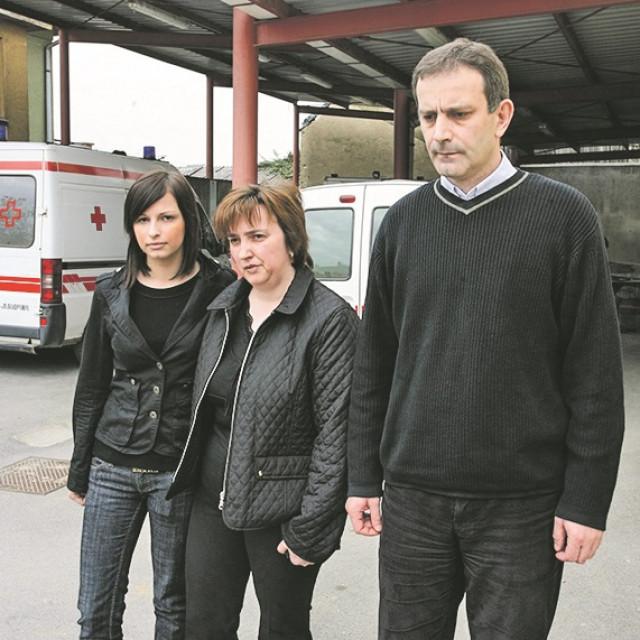 Obitelj Čičić tužila je Dom zdravlja u Petrinji i dobila 34.950 kuna odštete