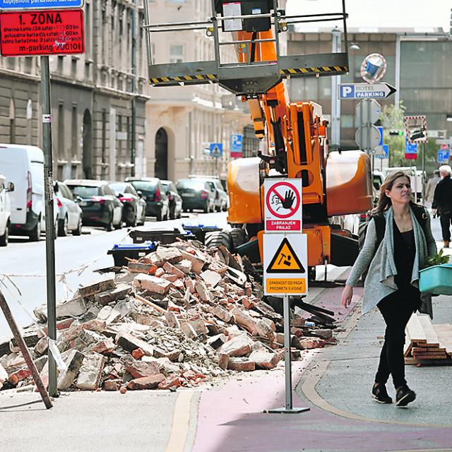Jutarnji List Steta Od Potresa U Zagrebu Je Cak 42 Milijarde Kuna Ministar Graditeljstva Iznio Sokantne Podatke O Razmjerima Posljedica Katastrofe