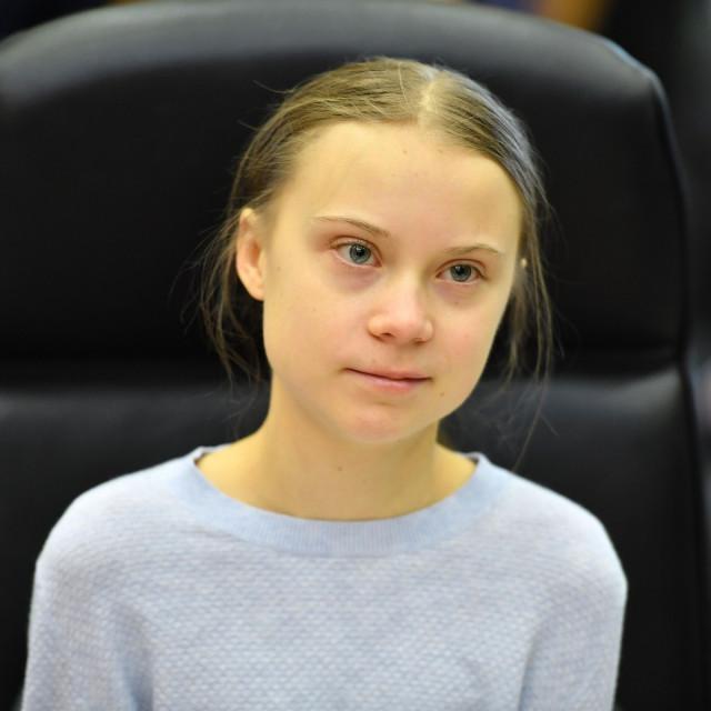 Greta Thunberg u Belgiji se srela s predsjednicom Europske komisije Ursulom vn der Leyen