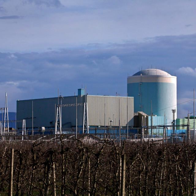 Krsko Nuclear Power Plant