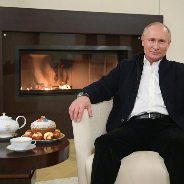 """Ruski predsjednik Vladimir Putin uvjeren je u uspjeh koalicije """"nezapadnih"""" zemalja"""