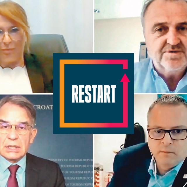 Josipa Jutt Ferlan, Veljsko Ostojić, Gari Cappelli i Kristjan Staničić