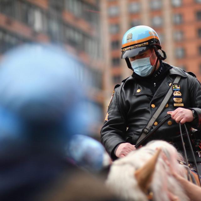 Policajac u New Yorku
