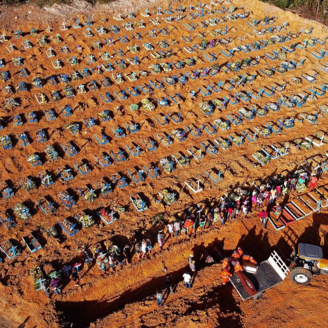 Groblje Parque Taruma u Manausu