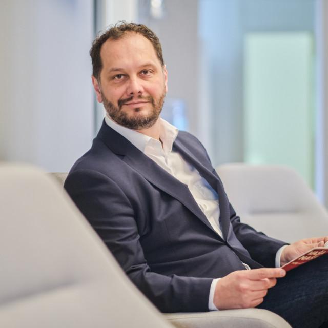 Vedran Antoljak, savjetnik za poslovnu transformaciju