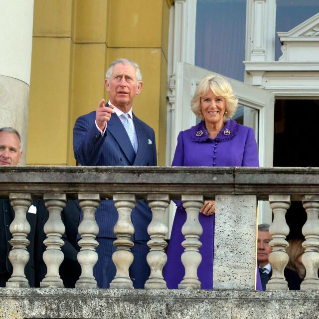 Princ Charles i supruga Camilla u službenom posjetu Zagrebu 2016.
