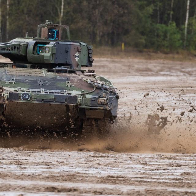 Borbeno vozilo njemačke vojske