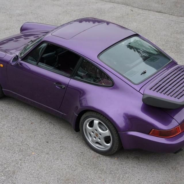 1991-Porsche-911-Turbo-1