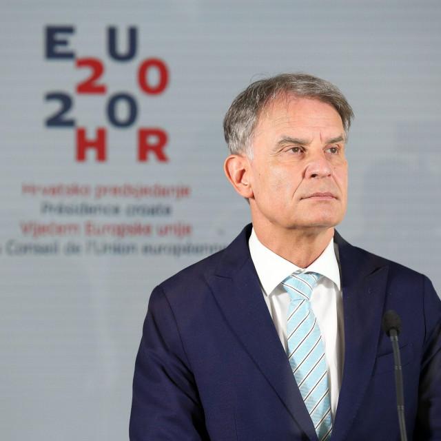 Tourism Minister Gari Cappelli