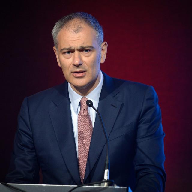 Emil Tedeschi, predsjednik Uprave Atlantic Grupe
