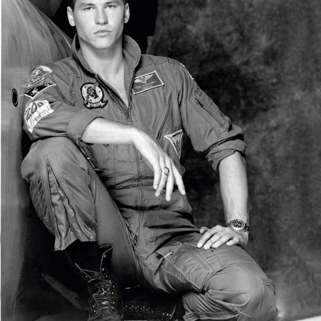 U filmu 'Top Gun' iz 1986.