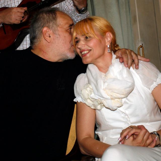Đorđe i Olivera Balašević već su 40 godina u sretnom braku.
