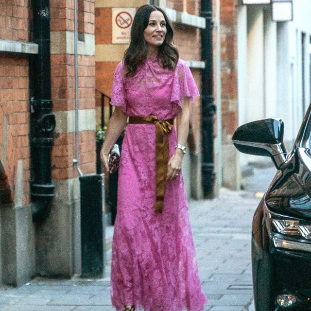 Pippa Middleton na svadbi Lady Gabrielle Windsor u Thomasa Kingstona