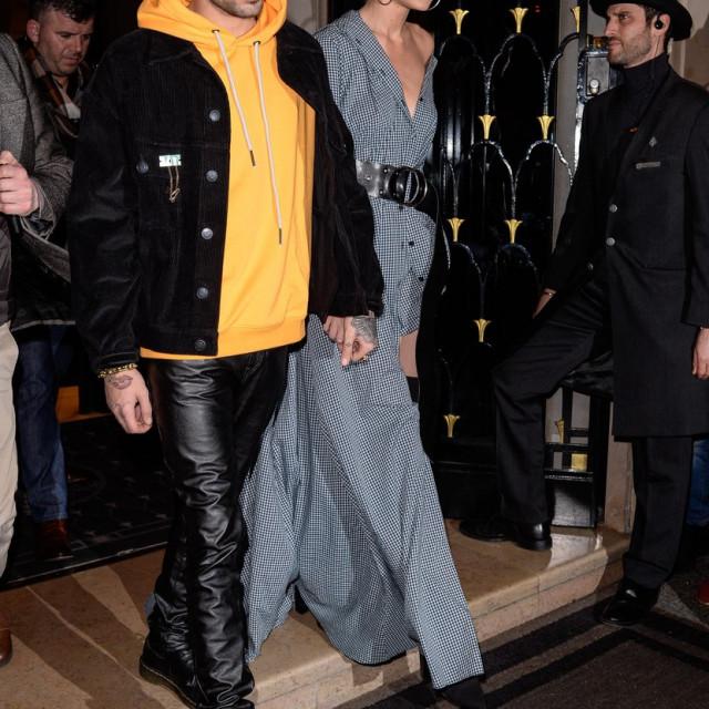 Glazbenik Zayn Malik upoznao je manekenku Gigi Hadid 2015. godine, a otad slove za jedan od najatraktivnijih parova svjetske javne scene