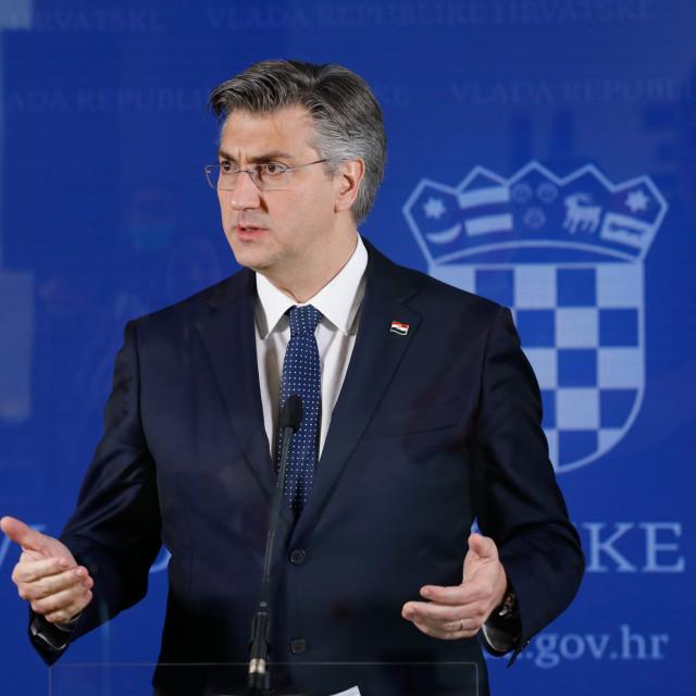 PM Andrej Plenkovic